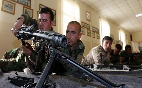 Türkiye üzerinden Kobani'ye silah takviyesi