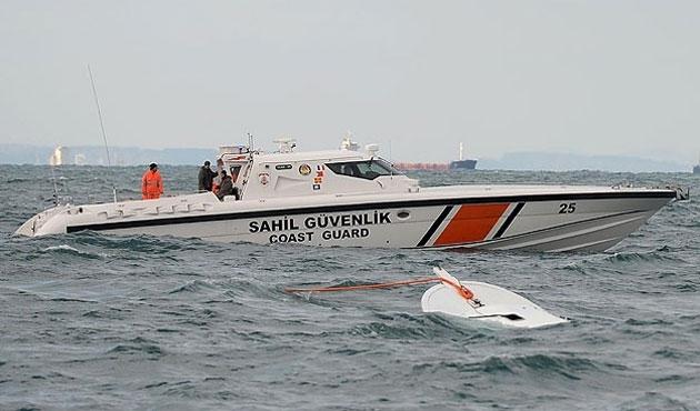 Boğaz'daki tekne faciasında ölü sayısı 25 oldu