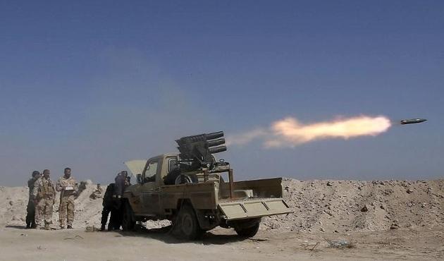 Irak ordusu Beyci'yi IŞİD'den geri aldı
