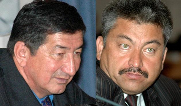 Özbek vekillere etnik çatışma cezası