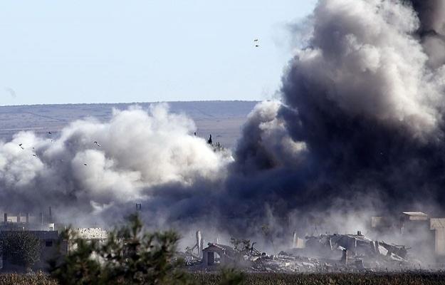 ABD bugün de IŞİD'e bomba yağdırdı