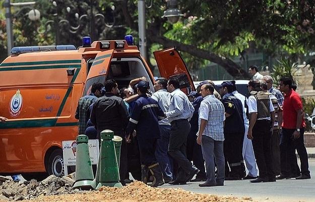 Mısır'da patlama: 2 ölü, 6 yaralı