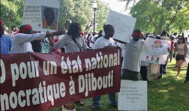 Cibutili gençler Burkina Faso'dan ilham alıyor