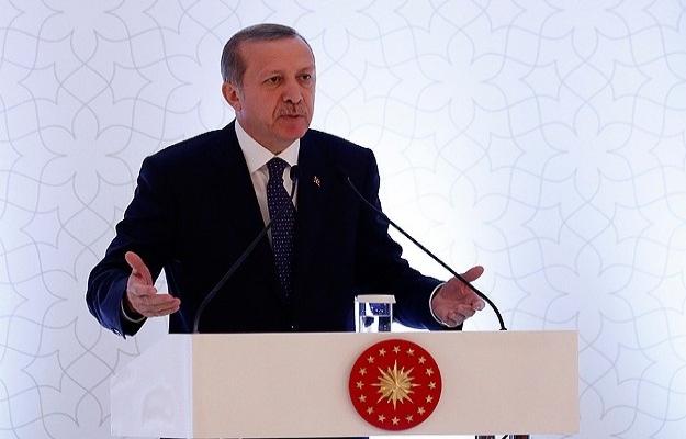Erdoğan: Hedefimiz bilişimde üreten ülke olmak