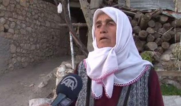 Umudunu kaybetmeyen Ermenekli anne: Oğlum saklanmıştır