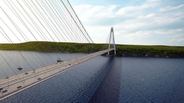 Bakan Elvan'dan 3. köprü açıklaması