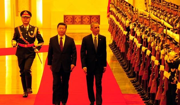 ABD ve Çin iklim değişikliğiyle ortak mücadele edecek