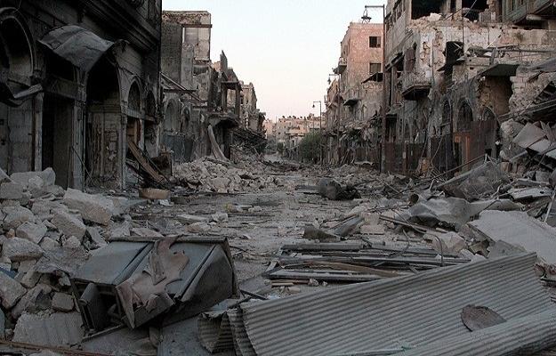 ÖSO güneyden Şam'a doğru ilerliyor