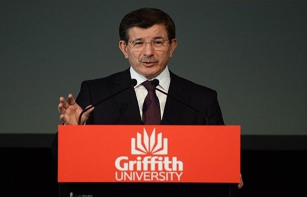 Başbakan Davutoğlu Avustralya'da