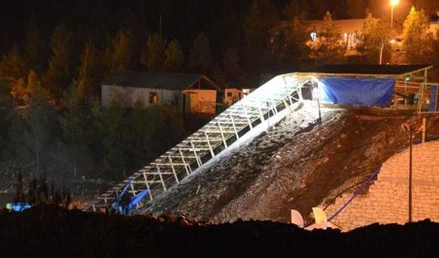 Ermenek'te 21'inci gün: Madencilere halen ulaşılamadı