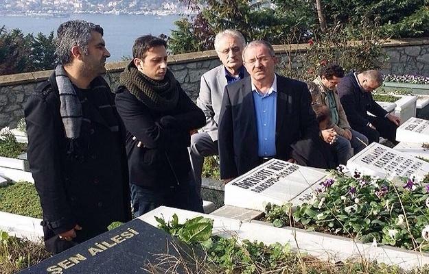 Ömer Lütfi Mete mezarı başında anıldı