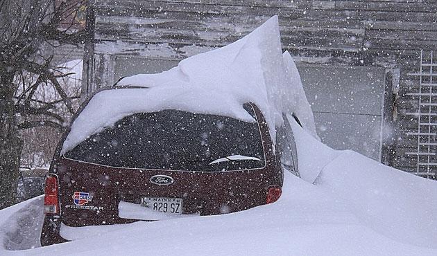 ABD'deki kar fırtınasında yedi kişi öldü