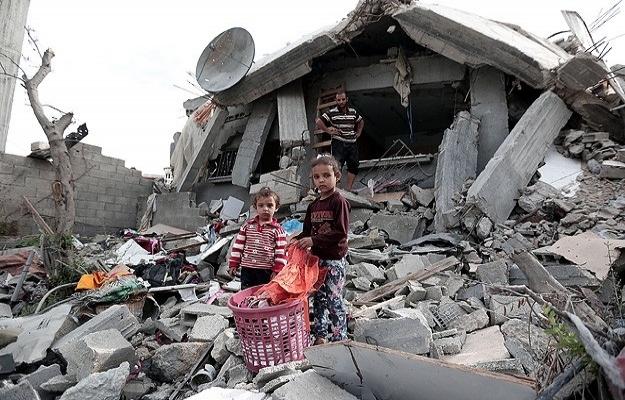 Gazze'de 28 bin 366 ev zarar gördü