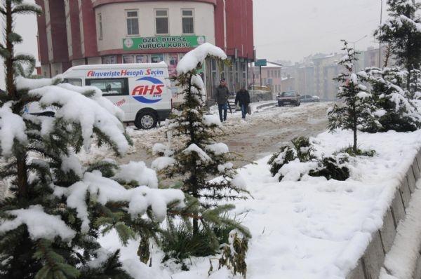 Türkiye beyaza bürünmeye başladı | FOTO