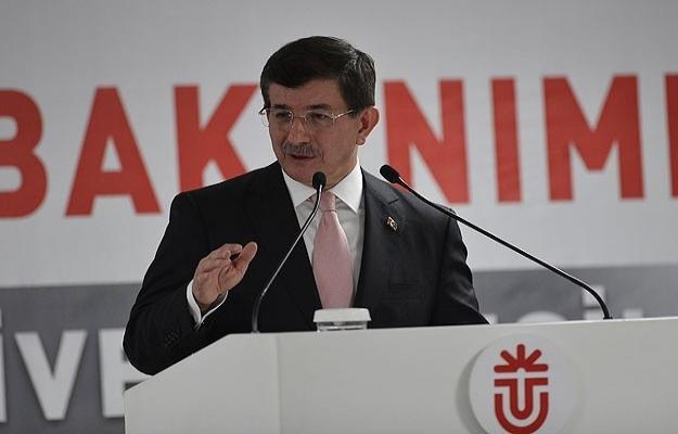 Davutoğlu: Dersim'i tarihi araştırmalar içine sokabiliriz