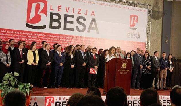 Makedonya'da Arnavutlardan yeni bir siyasi hareket