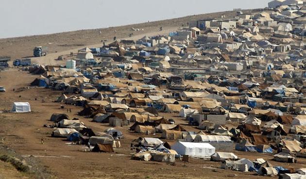 Lübnan'daki kamplarda soğuktan ölümler başladı
