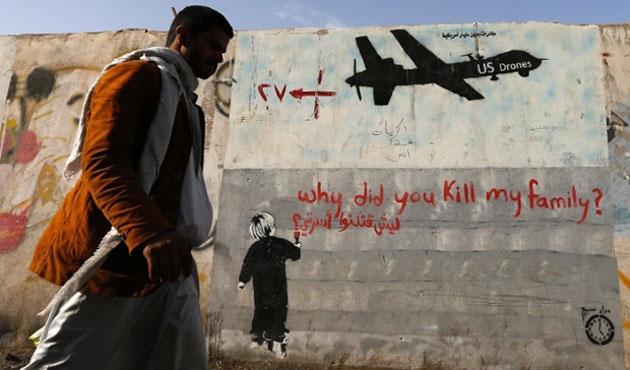 ABD, hedefindeki 41 kişi için bin 147 kişiyi öldürdü