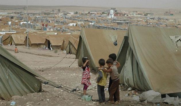 Irak'taki kamplarda 5 ayda bin 500 çocuk öldü