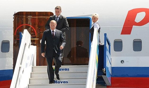 Putin'le beş maddelik ekonomi anlaşması