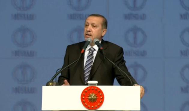 Erdoğan: Bir avuç petrol için katliamlara sessiz kalınıyor