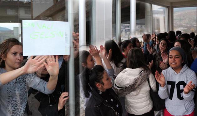 Karabük'te 'kaçak kız öğrenci yurdu'