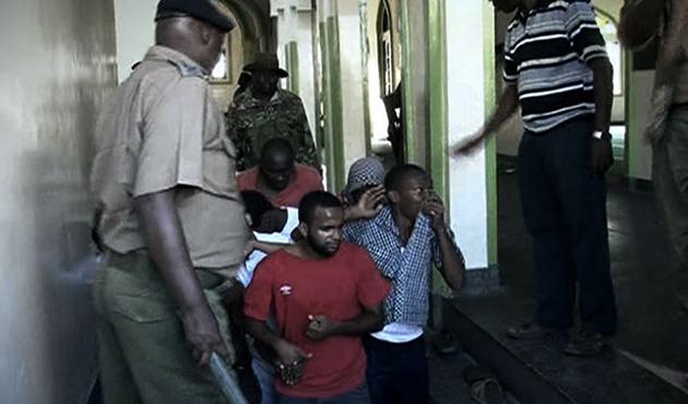 Kenya'daki ölüm mangalarını İsrail eğitmiş