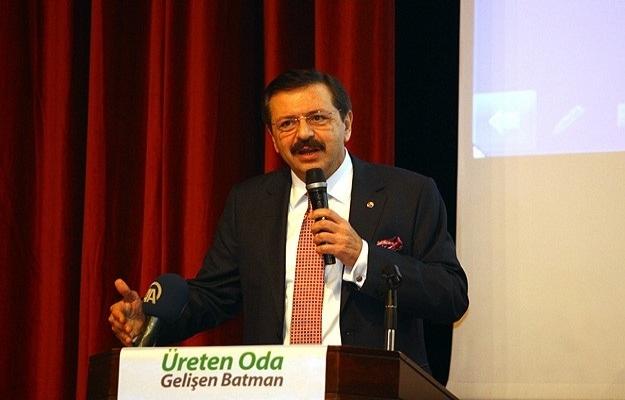 Özbek-Türk İş Forumu