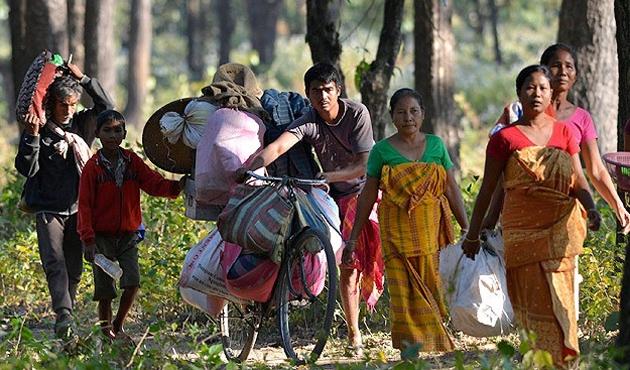 Hindistan'da motorlu çeteler Müslüman avında