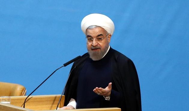 Ruhani: İran'a 'bilim ayrımcılığı' dayatılıyor