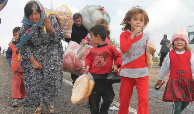 SMDK'dan YPG'ye tehcir eleştirisi