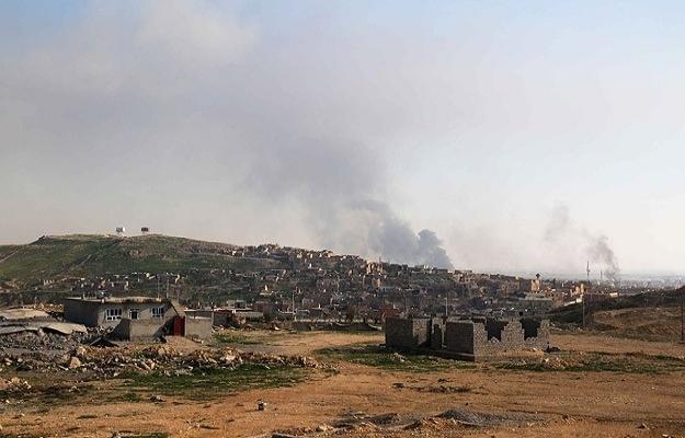 Peşmerge'den PKK'ya Şengal tepkisi