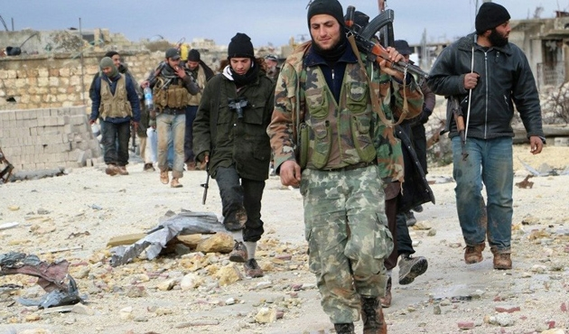 Suriye'de IŞİD hapishanesinden onlarca rehine kaçtı