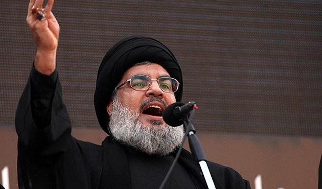 Nasrallah'dan 'siyasi çözüm' çağrısı