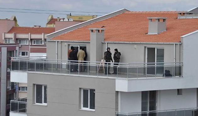 Bakırköy'de rehine krizi!