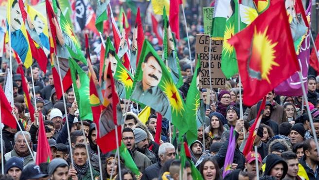 Almanya'da bir PKK'lı hakkında dava açıldı
