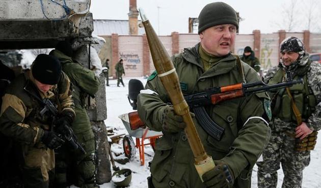 Ukrayna'da çatışmalar yeniden yükseliyor