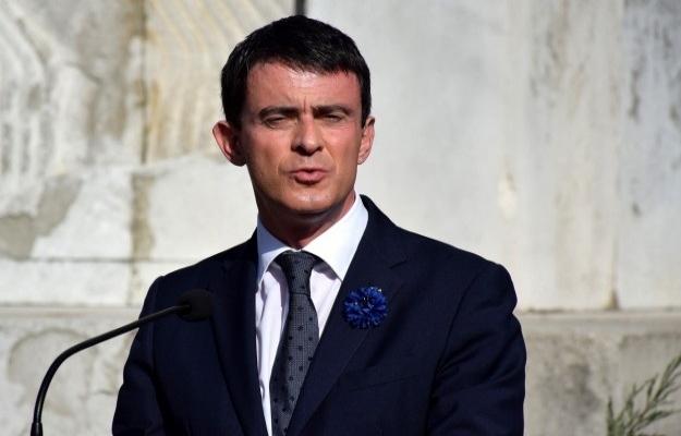 Fransa Başbakanı Valls İsrail'de