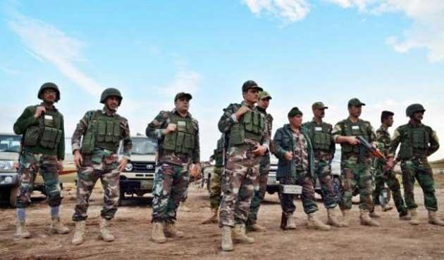 Kürt Yönetimi'ne  silah taşıyan uçaklar engellendi