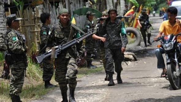 Filipinler'in güneyinde gerginlik sürüyor