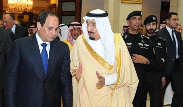 Mısır: 'Körfezin güvenliği kırmızı çizgimizdir'