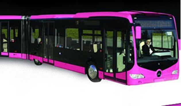 Malatya'da 'pembe trambüs' uygulaması başlıyor