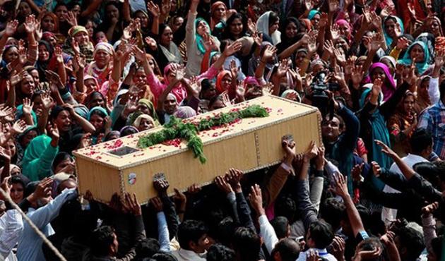 Kilise saldırılarında ölenlerden 7'si Müslüman