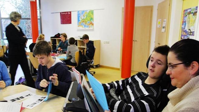 Almanya'da Arapça zorunlu ders olsun talebi