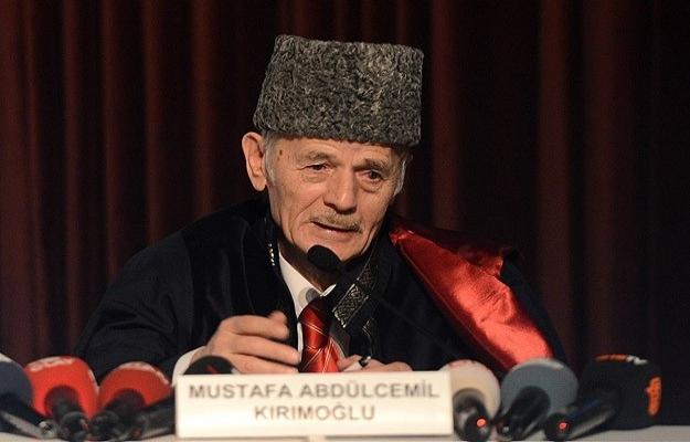 Kırım Tatarlarının lideri Kırımoğlu'na yeni görev
