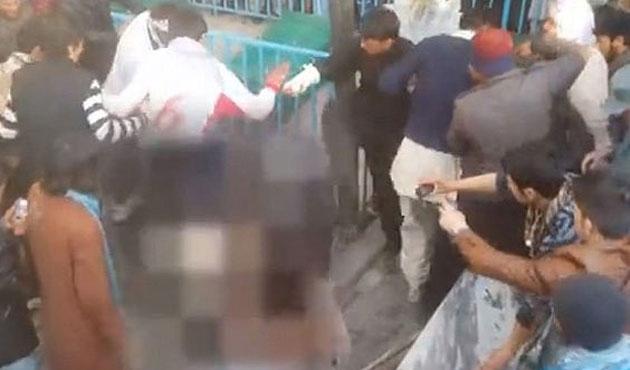 Afganistan'da iftar vakti camiye saldırı: 25 yaralı