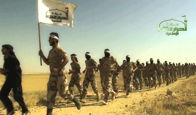 Ahrar'üş Şam: El kaide ile ilgimiz yok