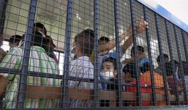 Tayland'daki Uygur mültecilerin ilk duruşması yapıldı