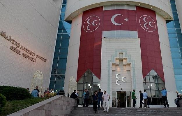 MHP'de 'muhalif isimler' mercek altında