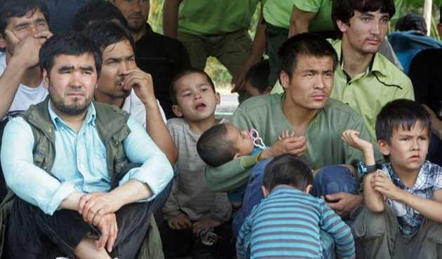 Çin, Tayland'a Uygurlar için garanti vermiş